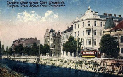 Сарајево Обала Војводе Степе Степановића