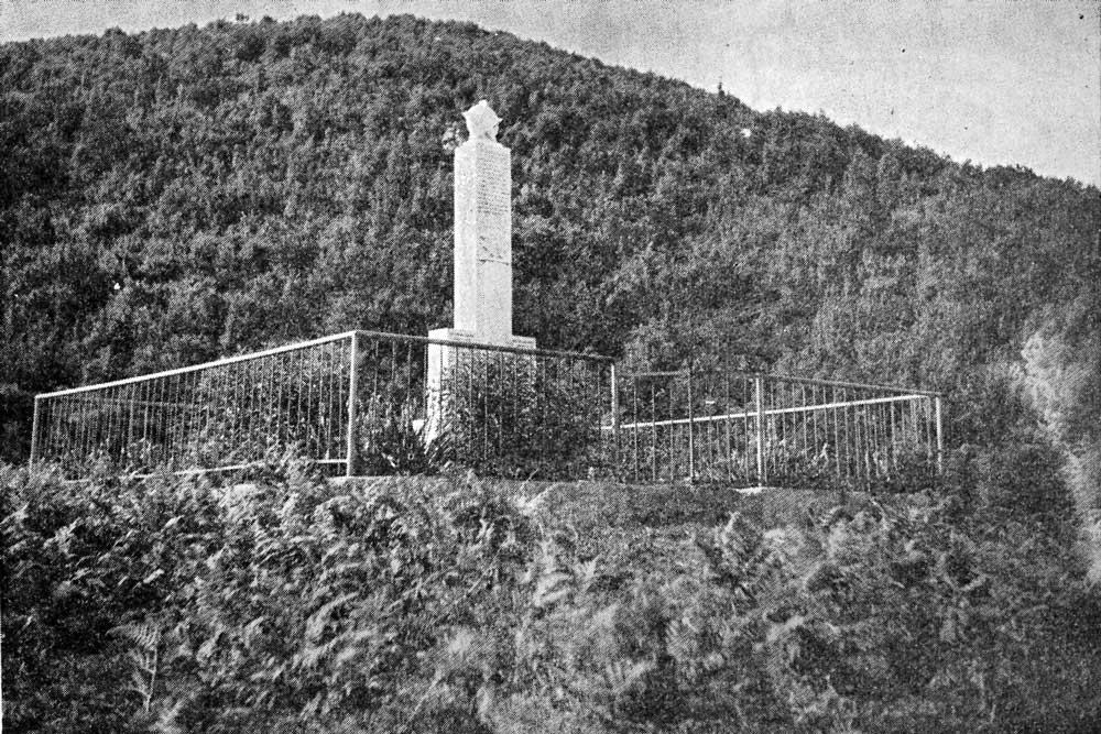 Kruškovače spomenik