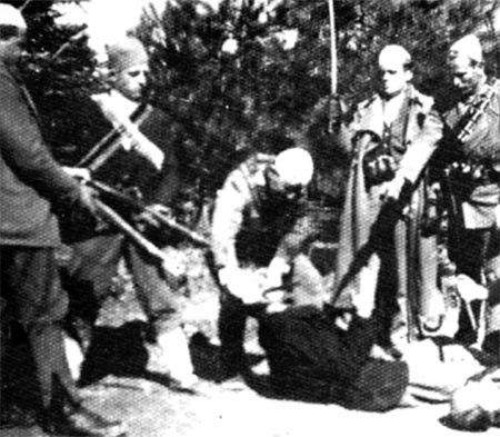 РЕЛИГИЈАТА  И  ИСТОРИЈАТА  - КАРАКТЕРНА СЛИКА НА  ЕДЕН  НАРОД Siptarski-zlocini